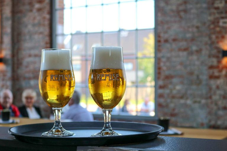 56 superpils bier van brouwerij Remise 56